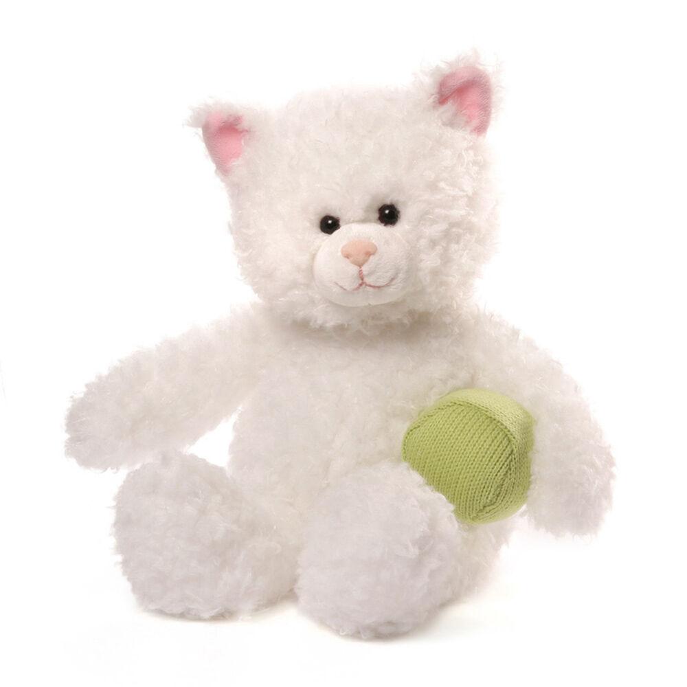 Mini Cat Plush Toy