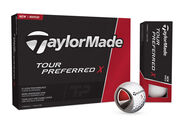 TaylorMade Tour Preferred TPX 12 Ball Pack