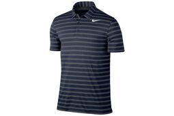 Nike Golf Breathe Stripe Polo Shirt
