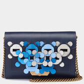 Hedra Bathurst Wallet-On-A-Chain in {variationvalue} from Anya Hindmarch