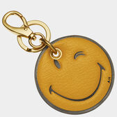 Wink Key Ring in {variationvalue} from Anya Hindmarch