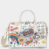 All Over Stickers Vere Barrel by Anya Hindmarch