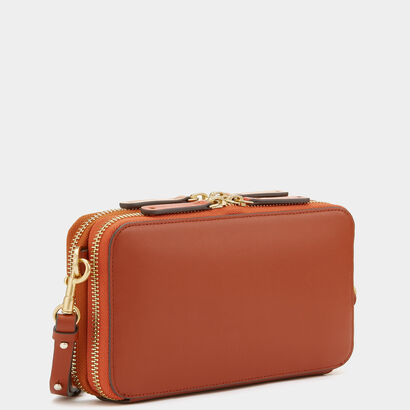 Stack Cross-Body Wallet by Anya Hindmarch