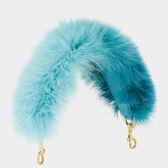 Fur Handle by Anya Hindmarch