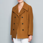 Yes Pea Coat in {variationvalue} from Anya Hindmarch