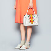Flip Small Bathurst Satchel by Anya Hindmarch