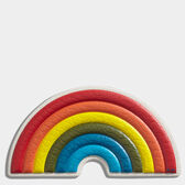 Rainbow Sticker in {variationvalue} from Anya Hindmarch