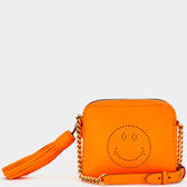 Python Smiley Cross-Body in {variationvalue} from Anya Hindmarch