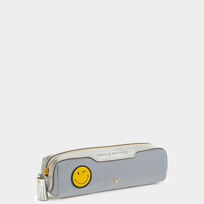 Wink Pencil Case in {variationvalue} from Anya Hindmarch