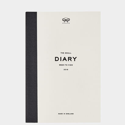 2018 Diary Refill A6 by Anya Hindmarch
