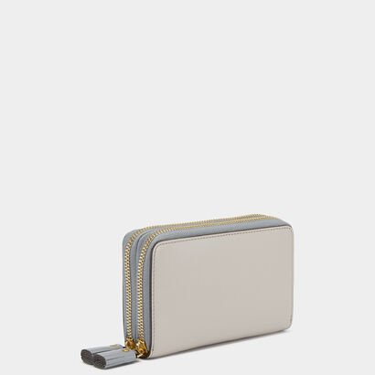 Double Wallet in {variationvalue} from Anya Hindmarch