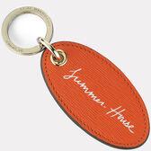 Bespoke Key Tag in {variationvalue} from Anya Hindmarch