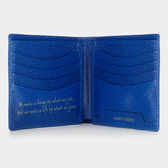 Bespoke 8 Card Wallet by Anya Hindmarch