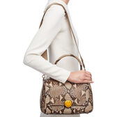 Small Wink Bathurst Satchel by Anya Hindmarch