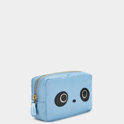 Kawaii Make-Up Pouch in {variationvalue} from Anya Hindmarch