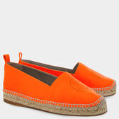 Smiley Espadrilles by Anya Hindmarch