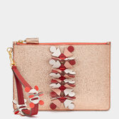 Prism Large Zip-Top Pouch in {variationvalue} from Anya Hindmarch
