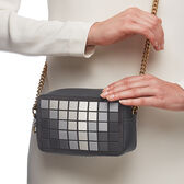Giant Pixel Cross-Body in {variationvalue} from Anya Hindmarch
