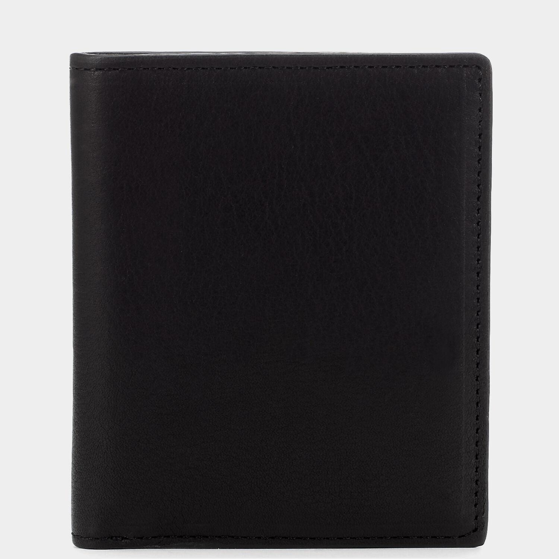 Bespoke 6 Card Vertical Wallet by Anya Hindmarch