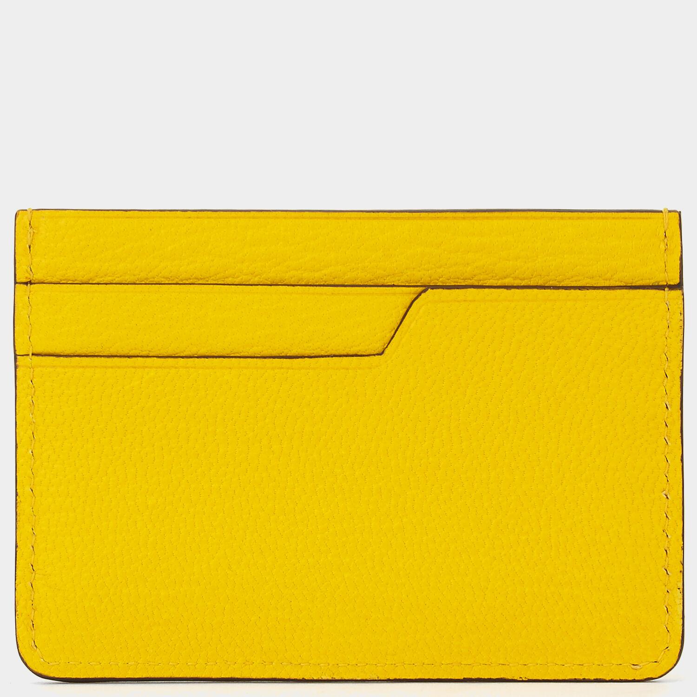 Bespoke Filing Card Case by Anya Hindmarch