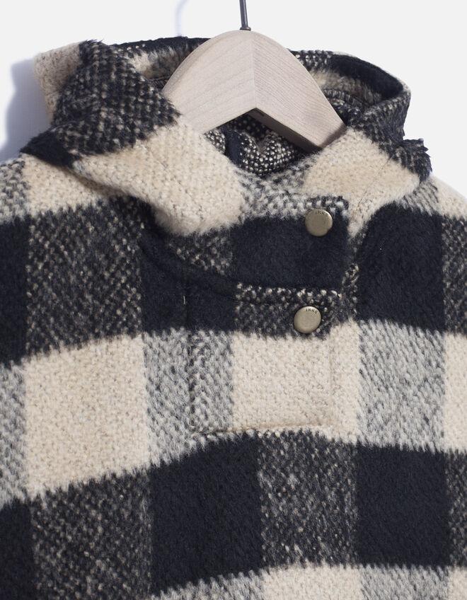 poncho fille ikks mode archive h16 automne hiver. Black Bedroom Furniture Sets. Home Design Ideas