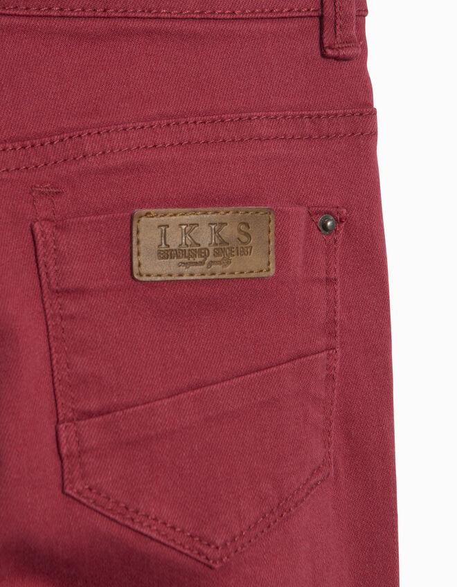 jean slim gar on ikks mode pantalon jean automne hiver. Black Bedroom Furniture Sets. Home Design Ideas