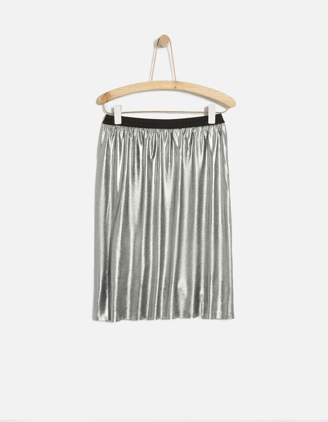 jupe pliss e fille ikks mode archive h16 automne hiver. Black Bedroom Furniture Sets. Home Design Ideas