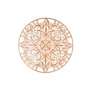 Copper Luxe Metal Art, , large