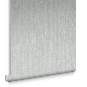 Corsetto Dark Silver Wallpaper, , large