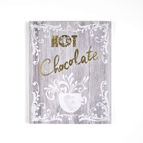 Hot Chocolate Print, , large
