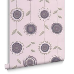 Radiance Purple Wallpaper, , large