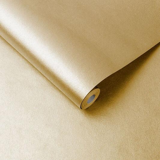 Gold Wallpaper Canada: Metalliv Gold Wallpaper