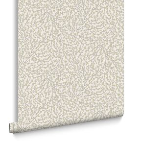 Willow Pear Wallpaper, , large