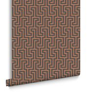 Juan Bronze Wallpaper, , large