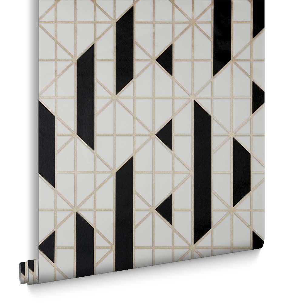 linear black u0026 white wallpaper