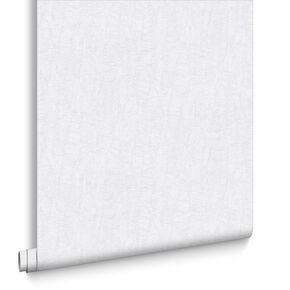 Silver Tessuto Wallpaper, , large