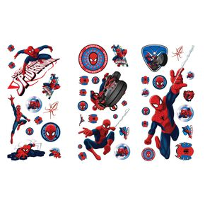 Spider-Man Small Wall Sticker, , large