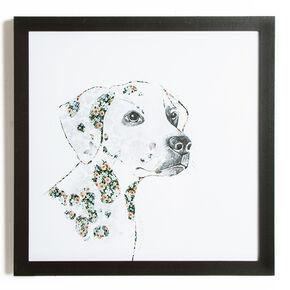 Dalmatian Framed Print, , large