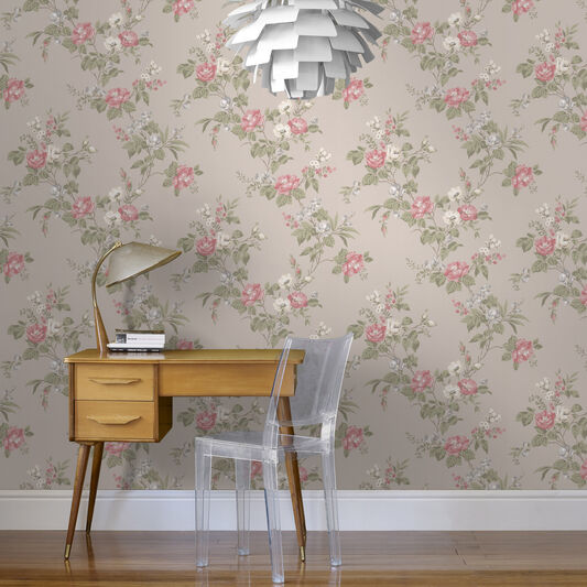 Cottage Garden Taupe, , large