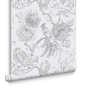 Chinoiserie Clouded Behang, , large