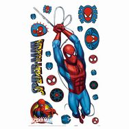 Spiderman Grote muursticker, , large