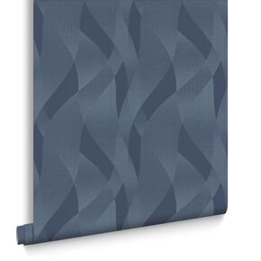 Interlace Blue Wallpaper, , large