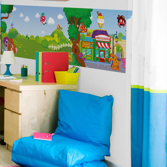 Moshi Monsters Interactive Wall Panel, , large