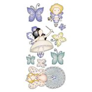 Graham & Brown Heirloom 3D Stickers, , large