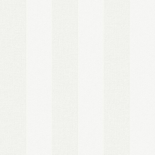 Stripe White Wallpaper, , large