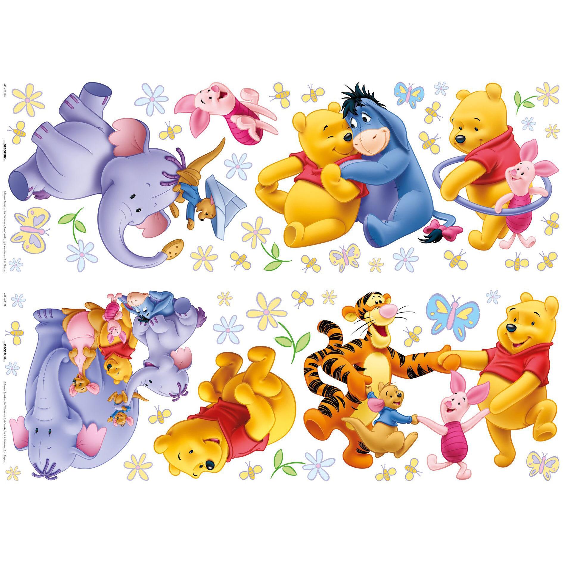 Winnie The Pooh Heffalump Wall Sticker, , Large ... Part 45