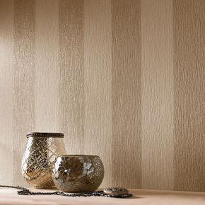 Metallic wallpaper gold silver wallpaper graham for Cream wallpaper for walls