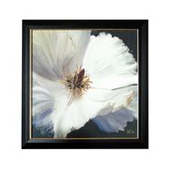 Glamour Floral Framed Art, , large