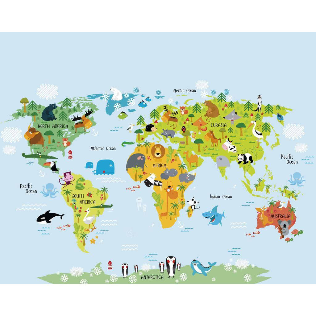 the whole wide world wall mural grahambrownnl