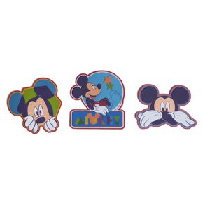 Mickey Mouse Foam Elements 3 pcs, , large